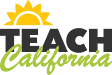 TEACH California logo
