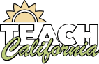 TEACH California banner image for Print