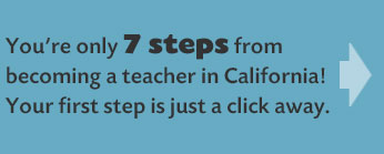 TEACH California tag line