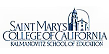 Saint Mary's College of CA logo